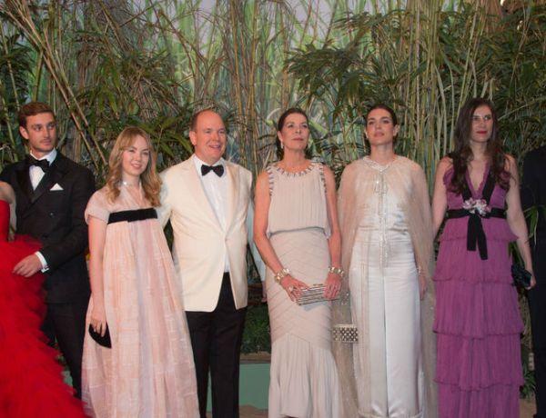 Bal de la rose : Charlène de Monaco (encore) aux abonnés absents