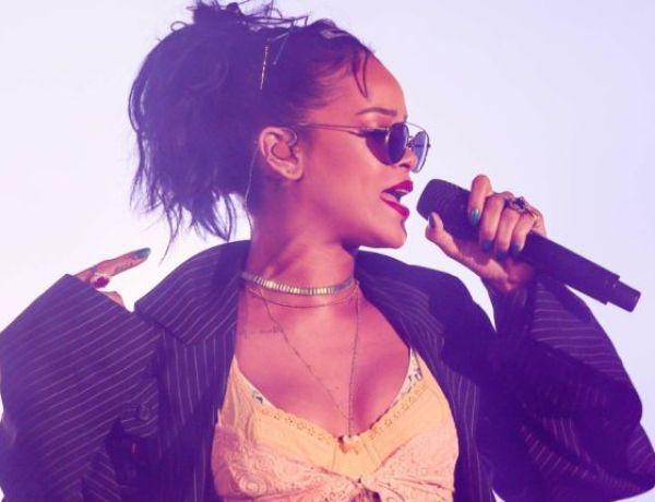 Rihanna : Un fan surprenant devient la vedette de son concert
