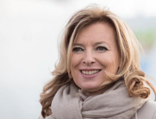 Valérie Trierweiler enflamme le Banana Café avec son fils Léonard Trierweiler