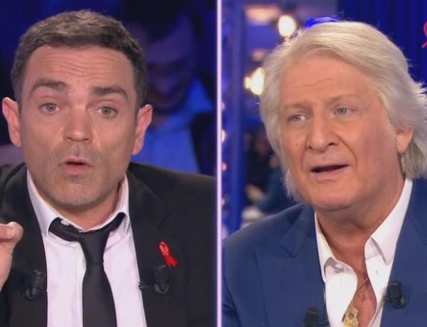 #ONPC : Echanges musclés entre Yann Moix et Patrick Sébastien