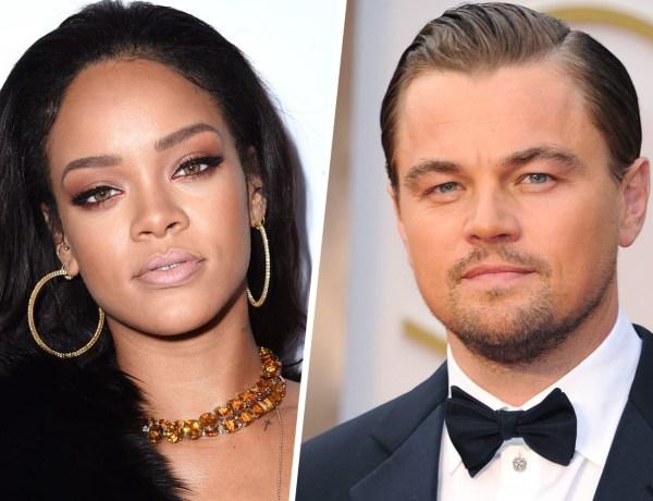 Rihanna et Leonardo DiCaprio : Ensemble au festival Coachella !