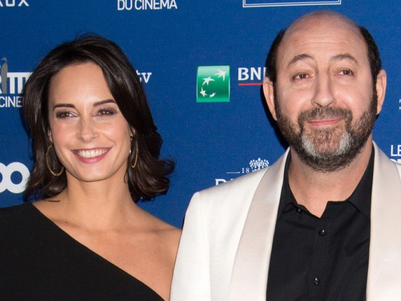 Julia Vignali évoque son couple avec Kad Merad