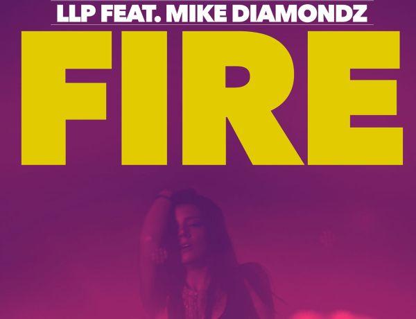 Concours : Gagnez le single « Fire » du DJ LLP