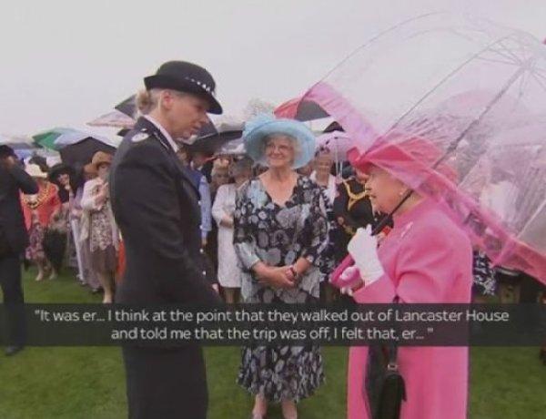 La gaffe d'Elizabeth II : Une caméra indiscrète à l'origine du scandale