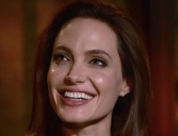 On connaît les raisons de la maigreur d'Angelina Jolie…