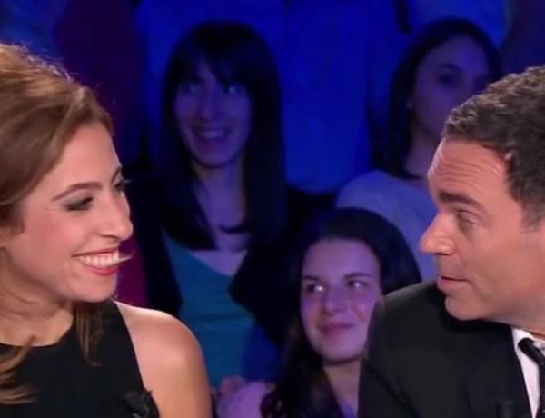 #ONPC: Le baiser raté entre Léa Salamé et Yann Moix