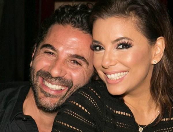 Eva Longoria : Découvrez les photos de son mariage avec José Antonio Baston