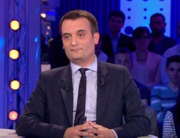 #ONPC : Laurent Ruquier et Florian Philippot règlent leurs comptes en direct
