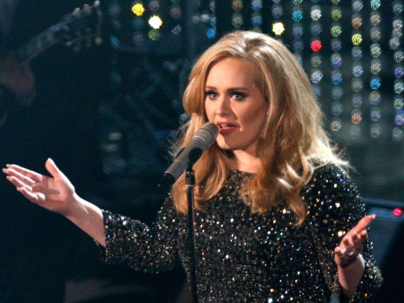 Adele Live in New York City teaser: Singer takes center
