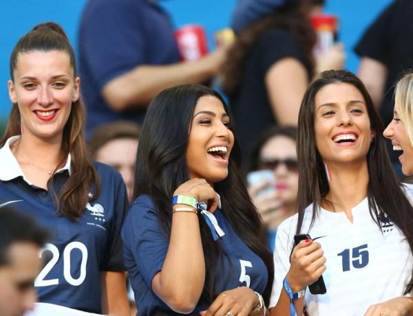 Euro 2016: Le coût exorbitant pour faire venir les femmes des footballeurs