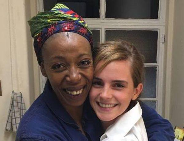 Quand Emma Watson rencontre Hermione Granger…