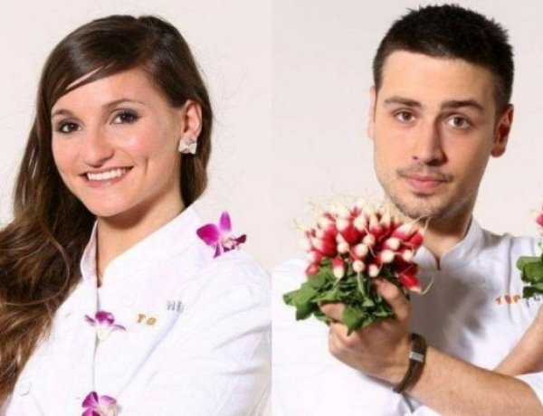 #TopChef: Noémie et Quentin sont parents d'un petit garçon !