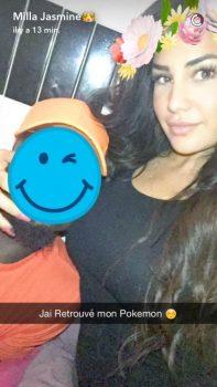 #LesAnges8 : Milla Jasmine en couple avec une star du Paris Saint-Germain ?