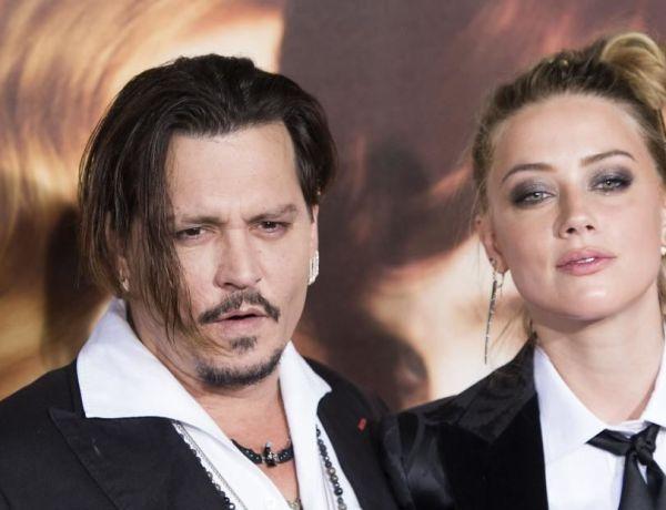 Johnny Depp violent: Amber Heard dévoile une vidéo choc!