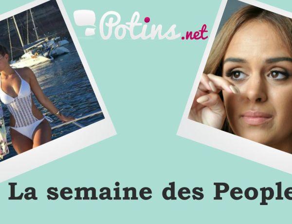 La semaine des People : Mélanie Da Cruz encore insultée !