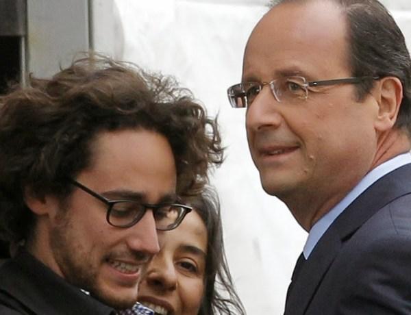 Thomas Hollande : Le fils de François Hollande parle des histoires d'amour de son père !