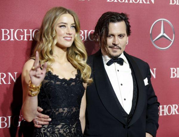 Johnny Depp provoque (une nouvelle fois) la fureur d'Amber Heard!
