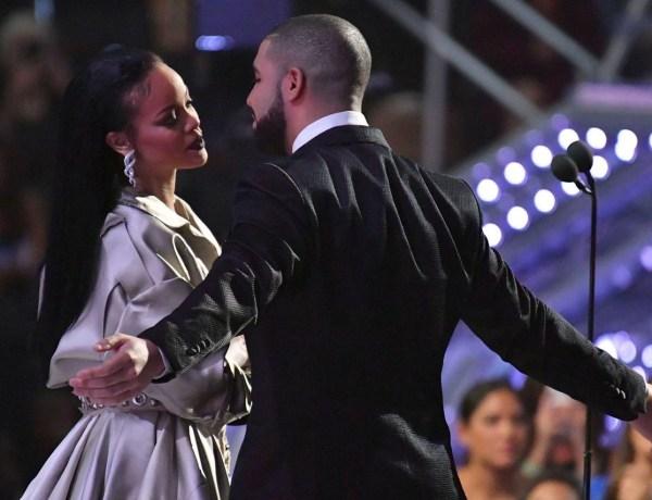 Rihanna et Drake: Enfin le premier bisou en public!