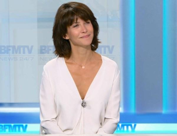 """Sophie Marceau ne s'excusera pas d'avoir qualifié François Hollande de """"goujat"""" et """"lâche"""""""