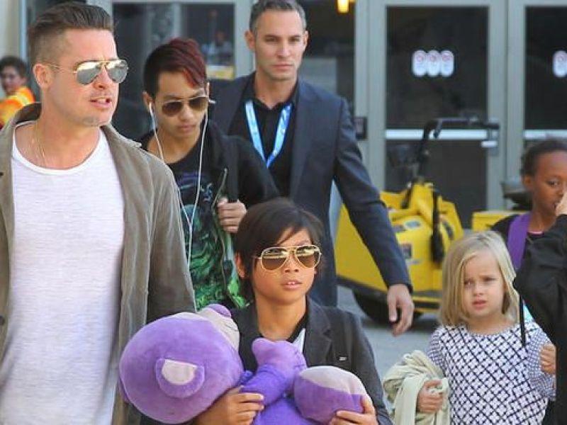 Brad Pitt et Angelina Jolie : Bataille judiciaire en vue pour la garde de leurs enfants