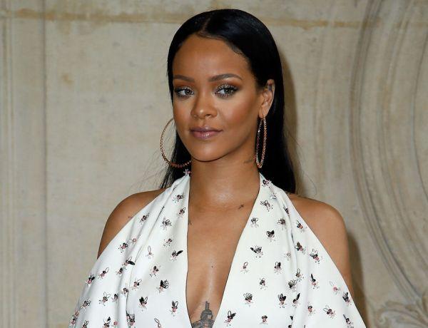 Rihanna: Découvrez son nouveau look rasta!