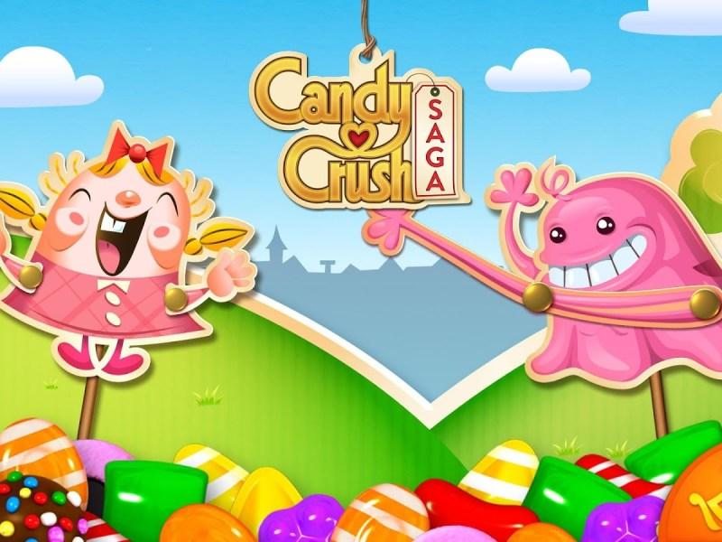 Candy Crush bientôt à la télévision ?