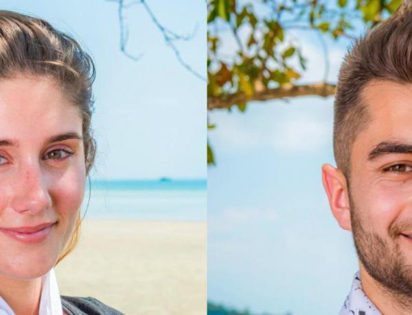 #KohLanta : En couple avec Benoît, Jesta déclare «J'ai dit oui»