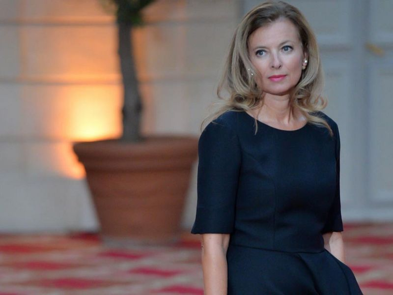 L'incroyable performance de Valérie Trierweiler