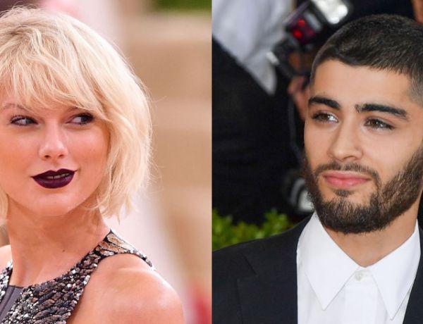 Taylor Swift et Zayn Malik se la jouent «Cinquante Nuances plus sombres»
