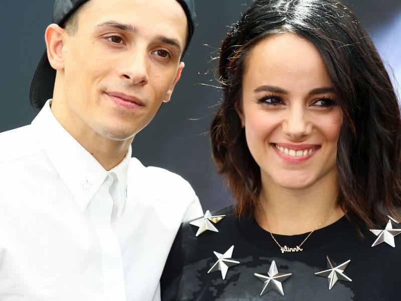 #DALS: Pour Alizée, Grégoire Lyonnet est le meilleur danseur et elle le fait savoir