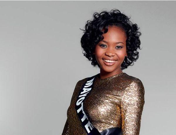 Miss France 2017 : Miss Mayotte chute en pleine cérémonie