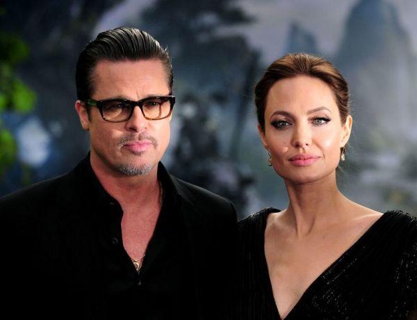 """Angelina Jolie sur sa rupture avec Brad Pitt : """"C'était un moment très difficile"""""""