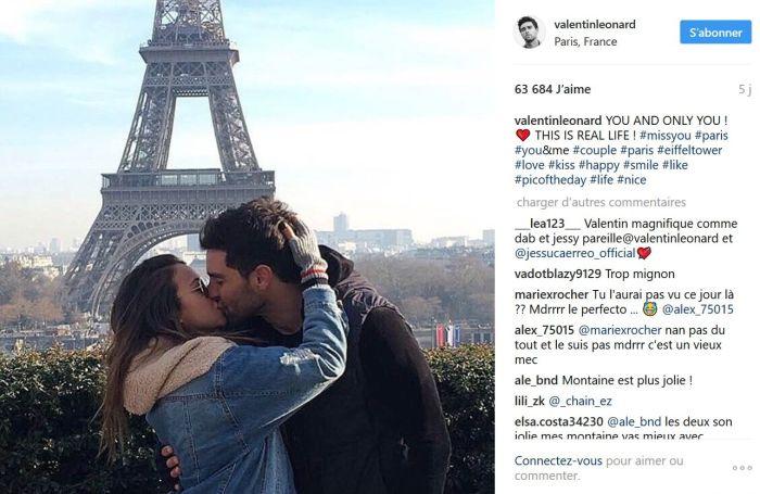 #LMSA : Valentin Léonard, toujours en couple avec Jessy ?