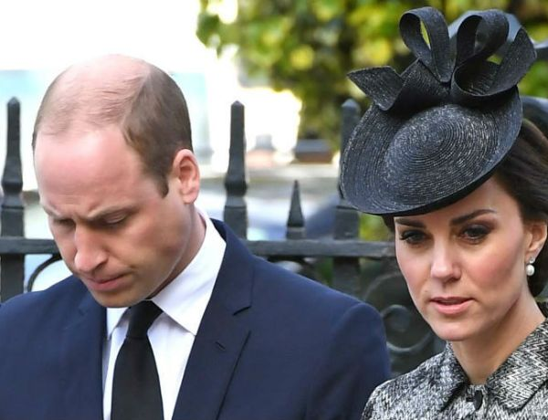 Le prince William et Kate Middleton rendent un émouvant hommage aux victimes des attentats de Londres