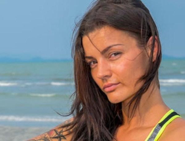 #KohLanta: Jessica (édition 2015) bodybuildée dans un mini bikini