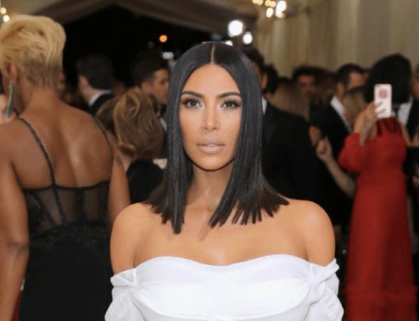 Met Gala 2017 : Kim Kardashian s'affiche angélique sans Kanye West !