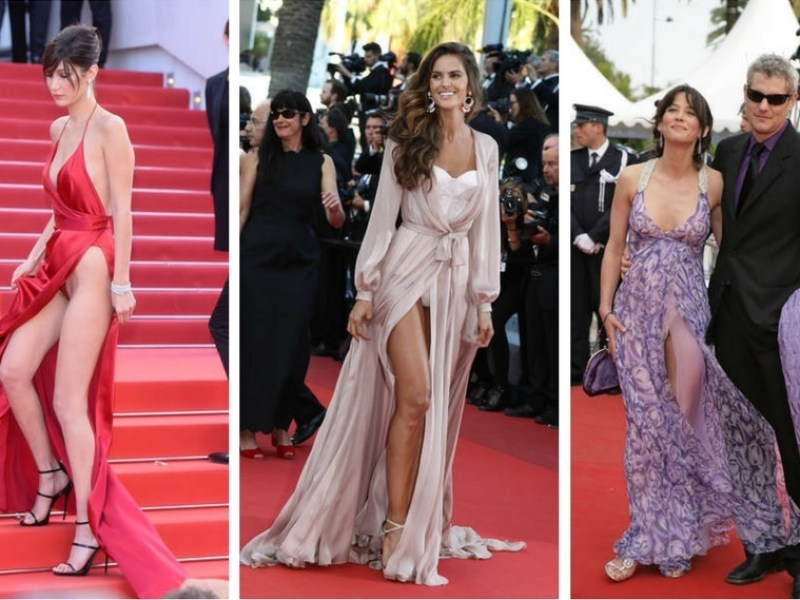Festival de Cannes : Les accidents vestimentaires sur le tapis rouge