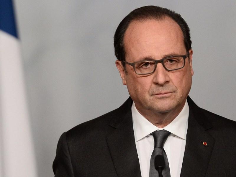 François Hollande : Un ex-président sans logement fixe !