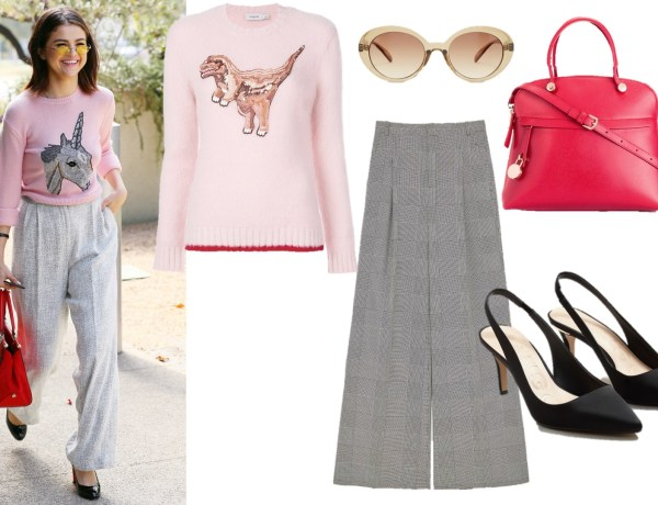 Get the Selena Gomez look !