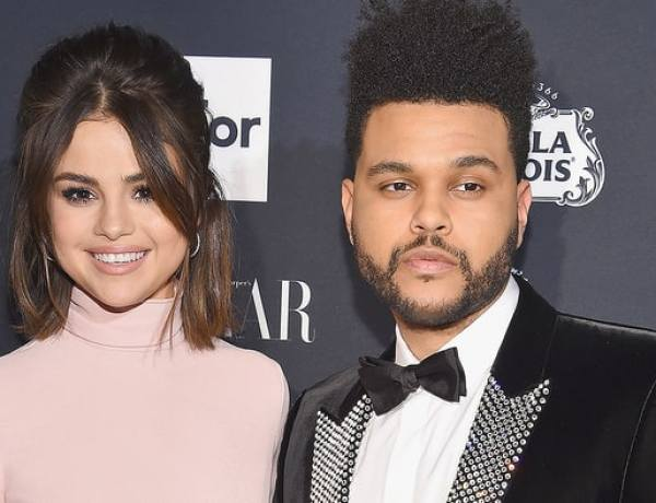 Selena Gomez et The Weeknd s'embrassent sur le red carpet !