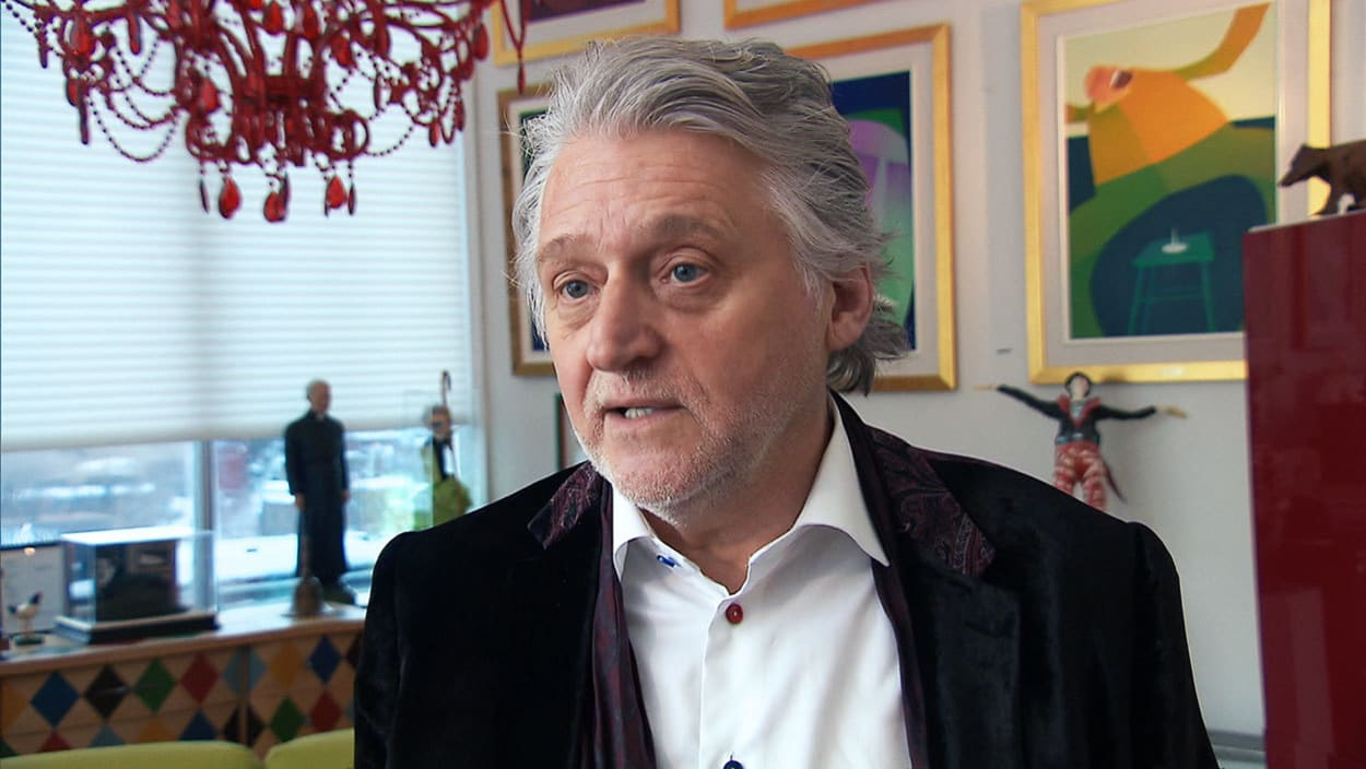 Gilbert Rozon : Accusé d'agression sexuelle par... sa belle-soeur