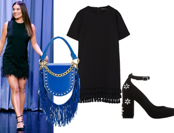 Get the Lea Michele look !