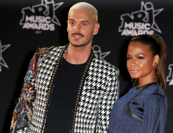 M. Pokora : Il officialise avec Christina Milian aux NRJ Music Awards 2017