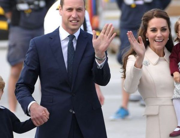 Kate Middleton l'avoue  : Le prince William a eu du mal avec son rôle de papa