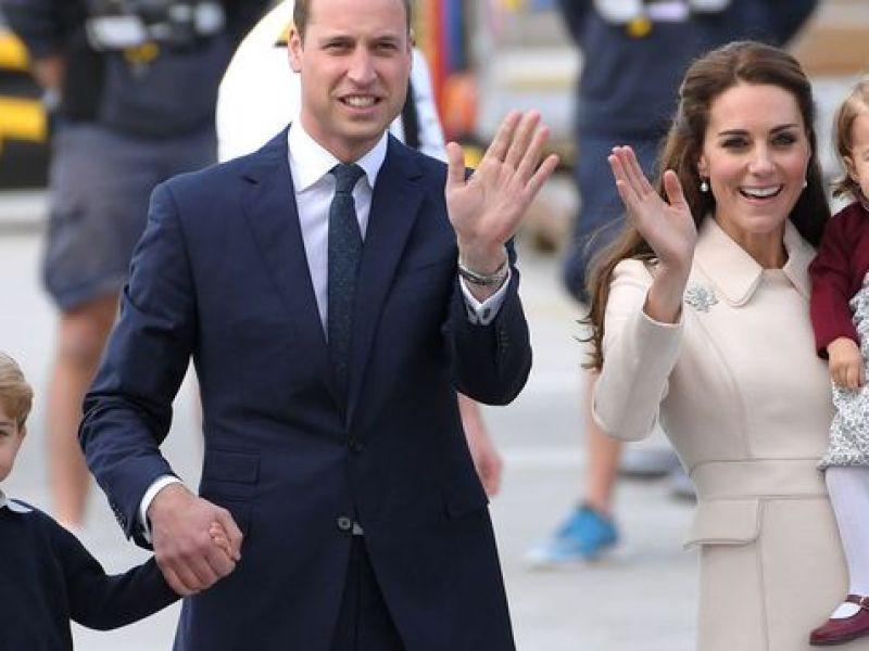 Kate Middleton l'avoue  : Le prince William a eu du mal avec son rôle de papa