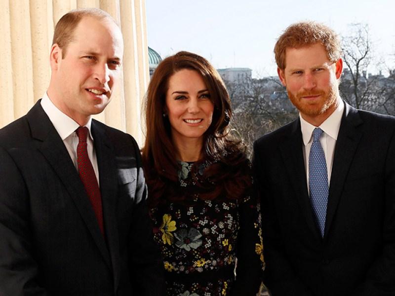 Le prince Harry et Meghan Markle fiancés : Le Prince William et Kate Middleton réagissent à la nouvelle