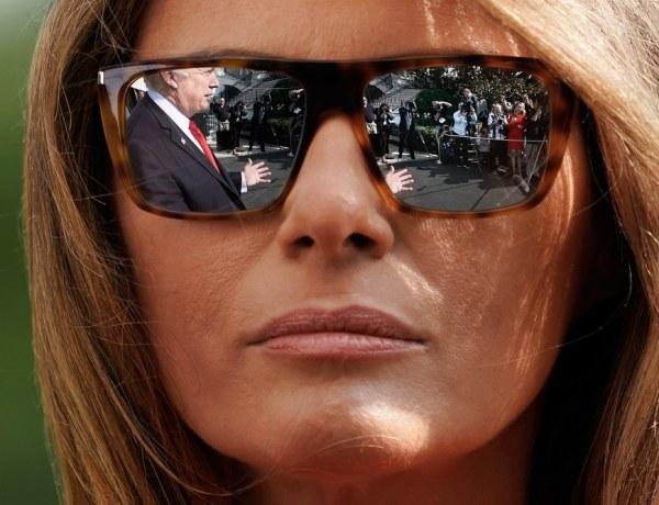 Melania Trump malheureuse à la Maison Blanche ? Elle répond