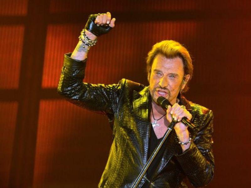 Johnny Hallyday malade: Le chanteur veut à tout prix finaliser son album