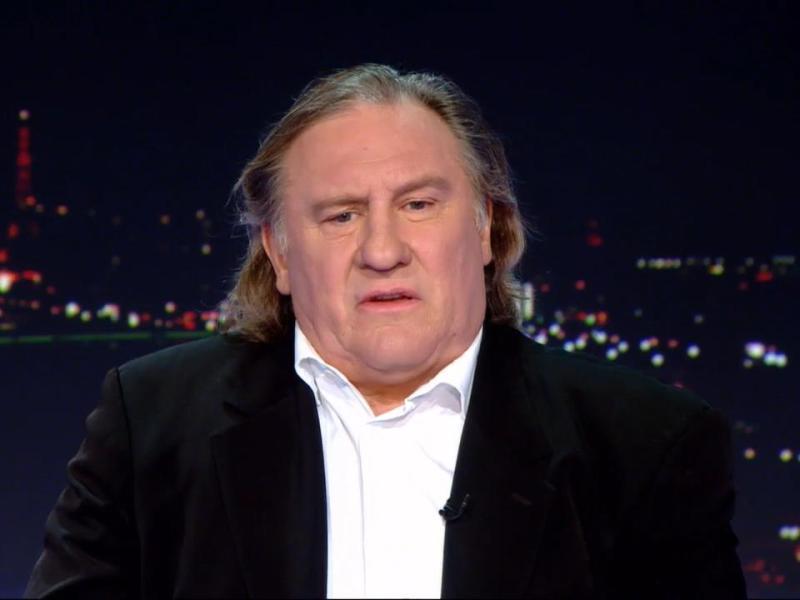 Gérard Depardieu demande 80 000 euros cash pour participer à un festival