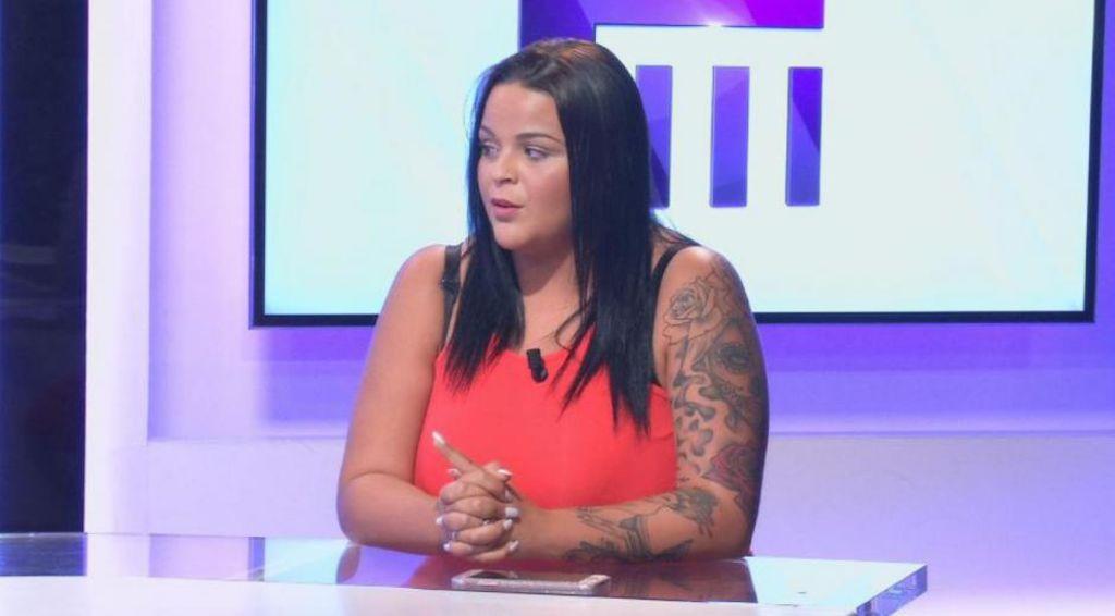 Sarah Fraisou accuse Kim Glow de l'avoir menacée de mort